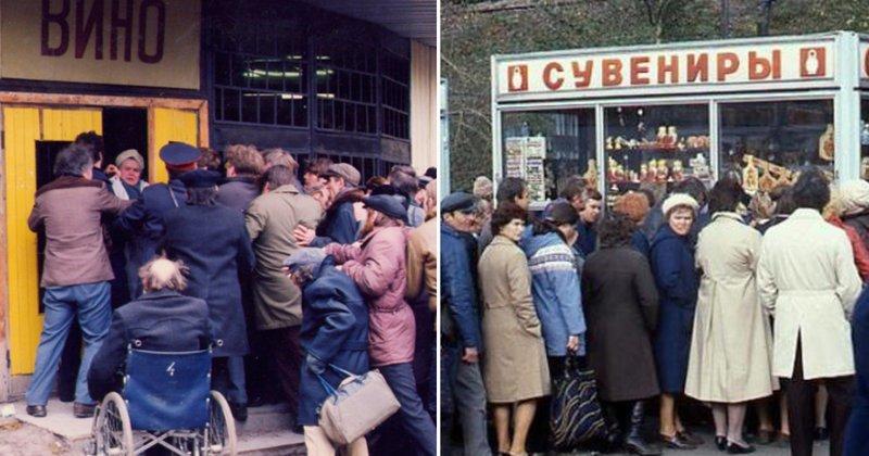Десять дефицитных вещей, ради которых люди в Советском Союзе не жалели себя