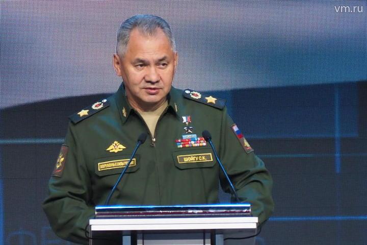 Сергей Шойгу отметил, что сотрудничество России и Китая достигло одного из лучших периодов за всю историю
