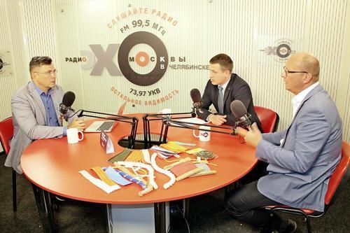 Бизнес-премия «Сделано в Челябинске - 2018» стартовала в прямом эфире