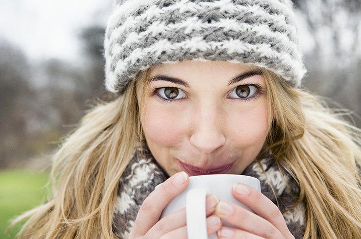 Простые способы уберечь себя от простуды