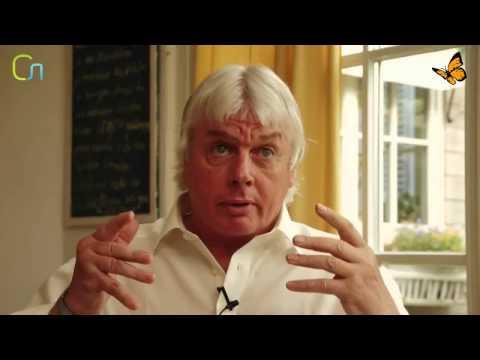 Дэвид Айк- интервью в Германии.