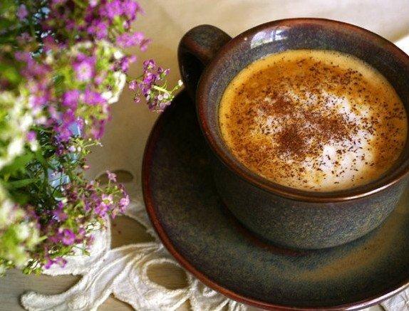 Кофе в стиле большого города