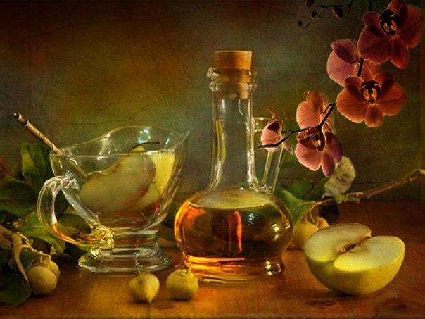 Яблочный уксус сотворит чудеса с вашим лицом