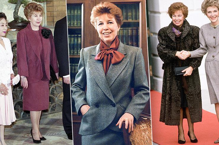 Главная модница СССР: как одевалась Раиса Горбачёва