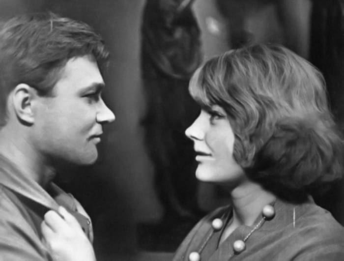 Кадр из фильма *Мне двадцать лет* (*Застава Ильича*), 1962-1964