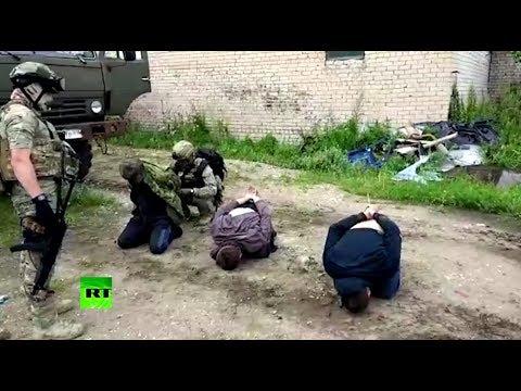 Вестерн по-русски: неудачное ограбление поезда в Тверской области