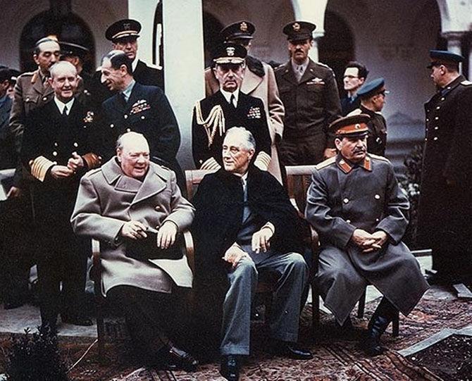 Интересные факты о Ялтинской конференции
