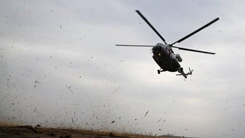 Врио губернатора Красноярского края поручил оказать помощь семьям погибших при крушении Ми-8