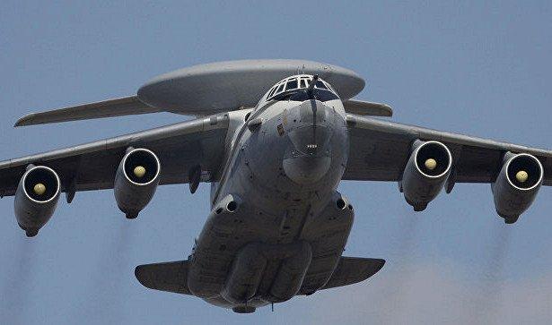 Русский «летающий радар» А-50У стал виновником «заблудившихся» Томагавков США