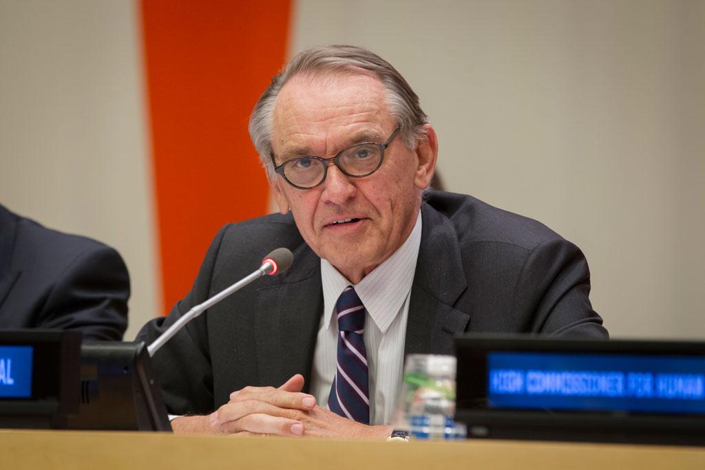 Неравенство тормозит прогресс – Ян Элиассон