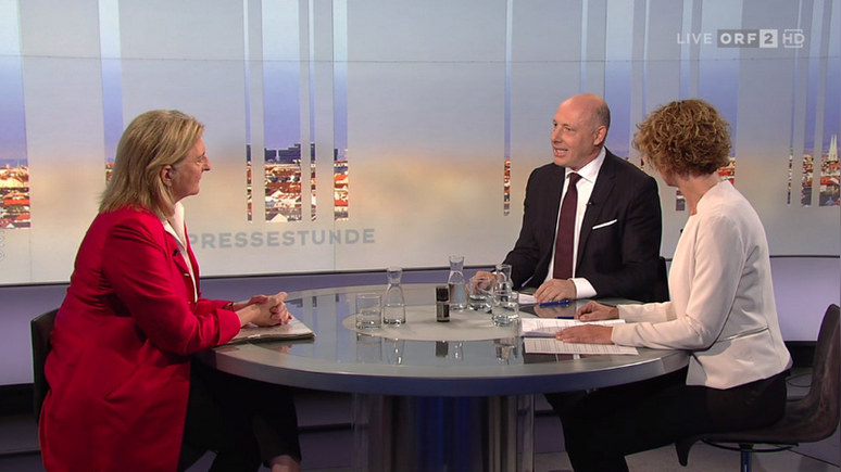Глава МИД Австрии: предстоящий визит Путина в Вену не противоречит политике ЕС