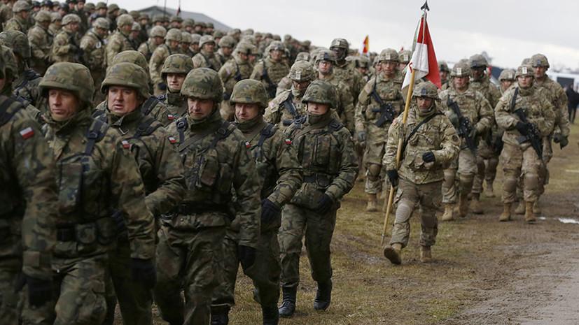 «НАТО готовится к оккупации России»: Сивков о воссоздании польского полка в Сувалках