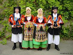 Национальный костюм итальянцев