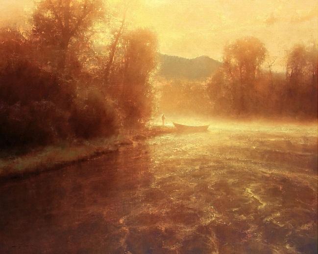 Закаты и рассветы художника Brent Cotton