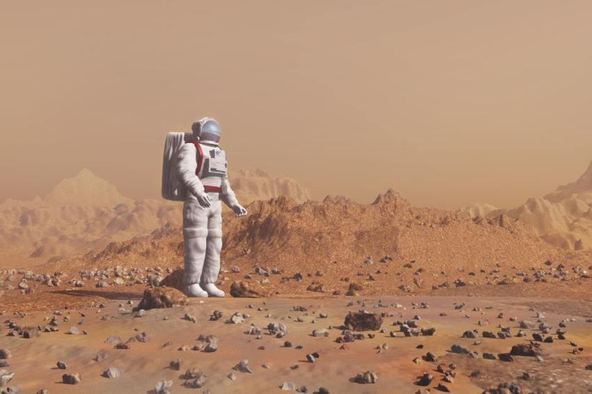 significance of manned missions to mars