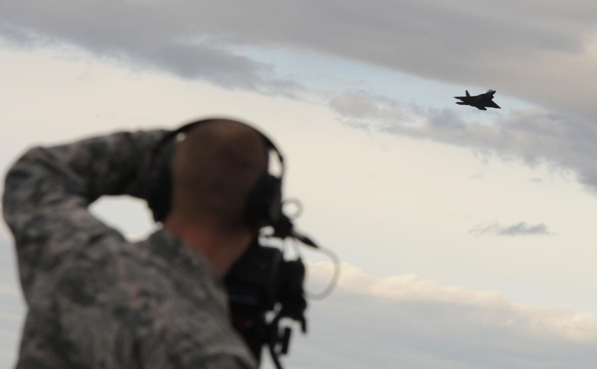 ВВС США заявили о перехвате российских бомбардировщиков у берегов Аляски