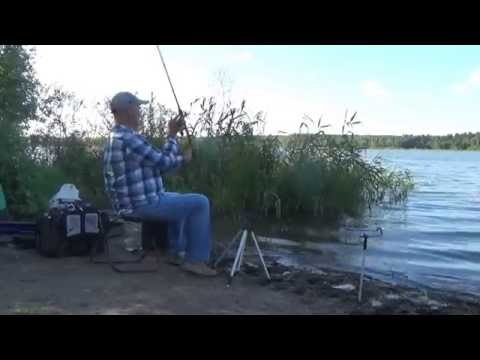 """Рыбалка на озере""""Торбеево"""" 23.06.2016"""