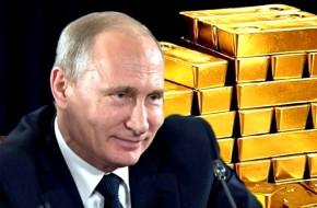 Золото не ржавеет. И Путин это знает