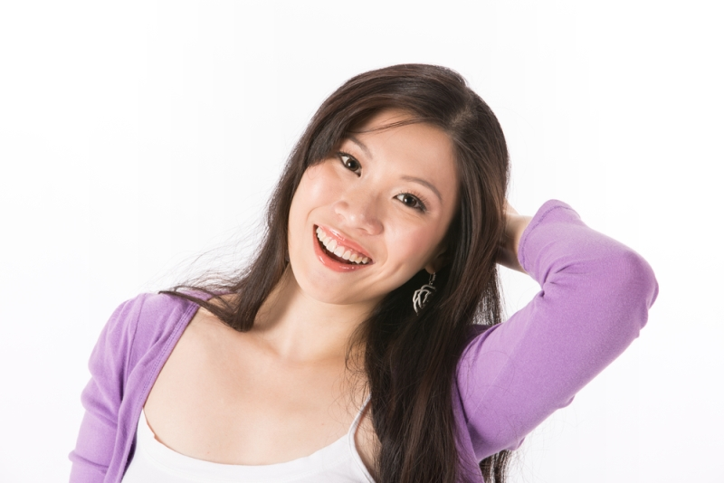 как правильно сделать азиатский макияж