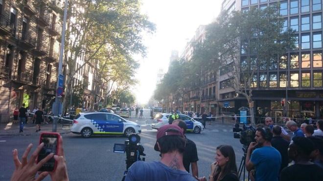 Война с террором: Почему Москва не Барселона