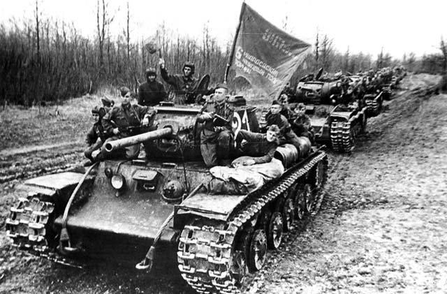 Лучшие танки Советского союза(8 фото)