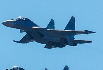 У границ России ВКС восемь раз за неделю перехватывали самолеты-разведчики