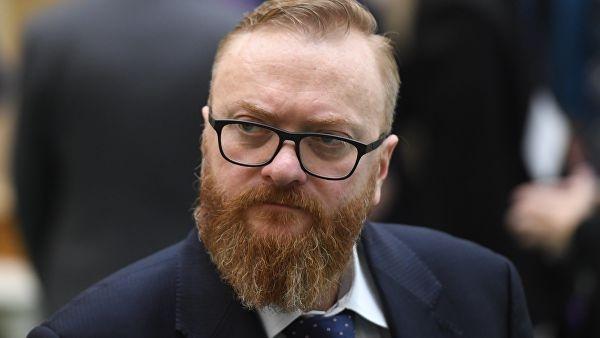 В Санкт-Петербурге избит депутат Госдумы Виталий Милонов