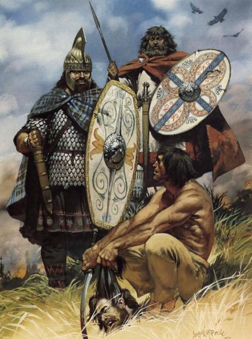 Древние кельты
