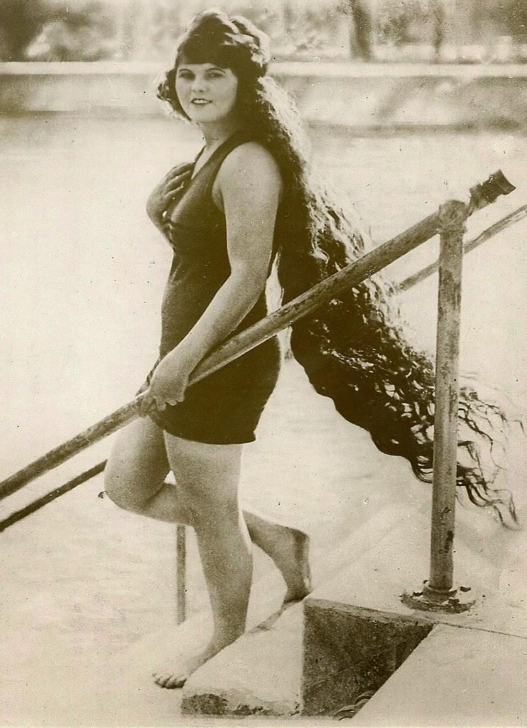 20. В 19 веке длинные волосы считались основным достоинством женщины женщины из прошлого, история, фото