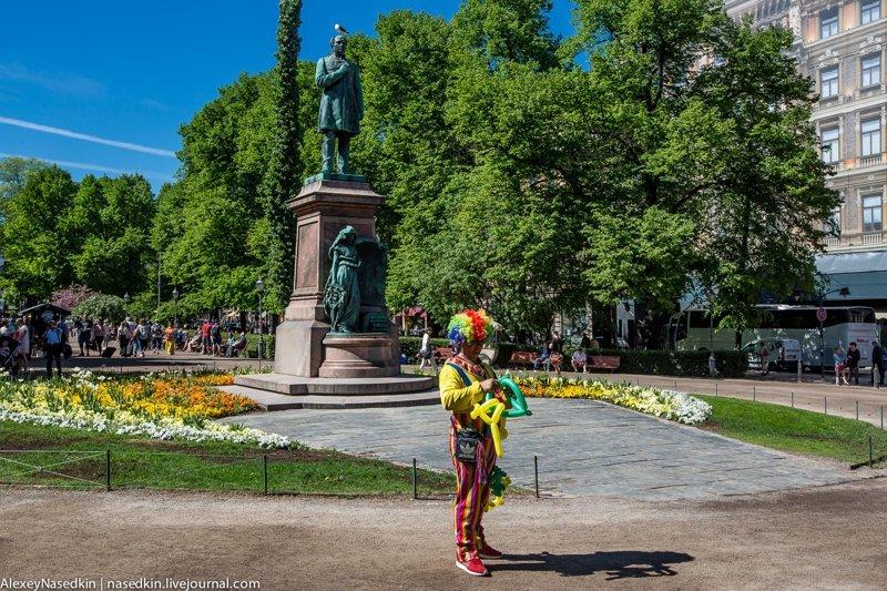 Хельсинки. Без лица или мног…