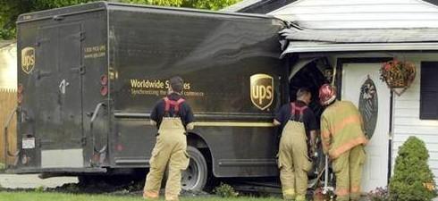 Экспресс-доставка от UPS dhl, fail, fedex, доставка, доставка из ада, почта, почтовые службы, упс
