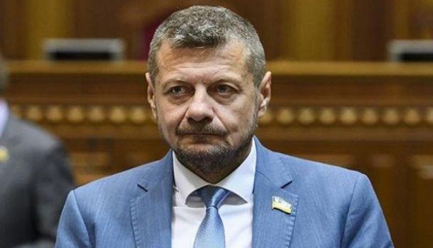 Украинский депутат запретил …