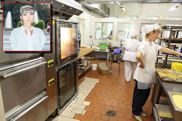 Как я работала на кухне московского кафе
