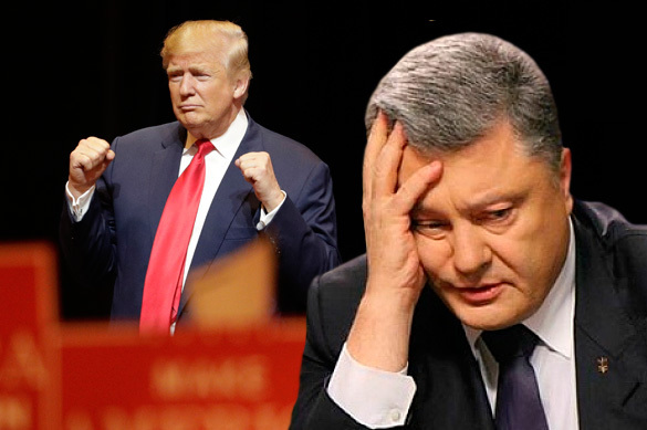 Россия ждёт от Трампа принуждения Порошенко к Минску