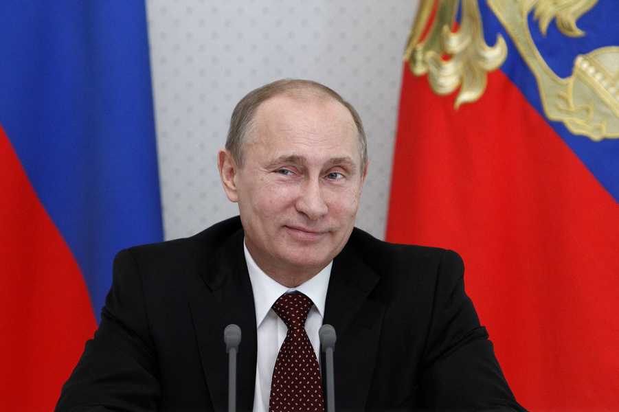 Про ловкого Путина, будущее …
