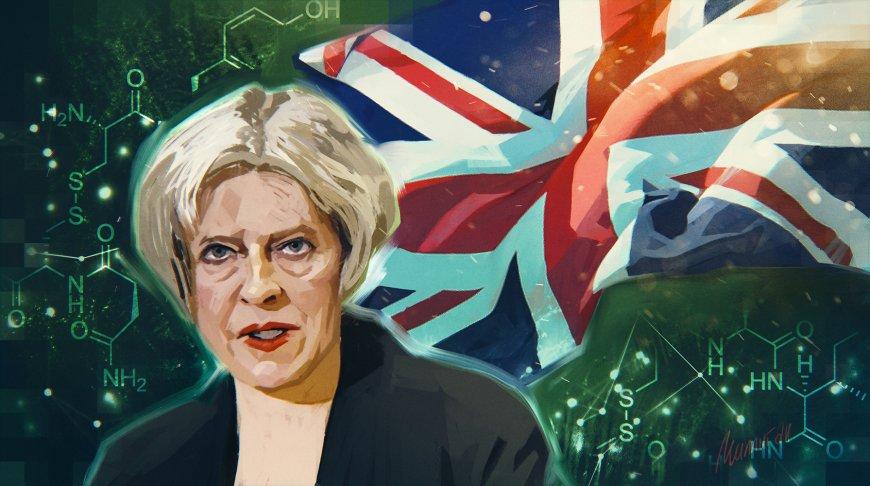 Мартынов о деле Солсбери: Британия пытается вернуть былое величие.