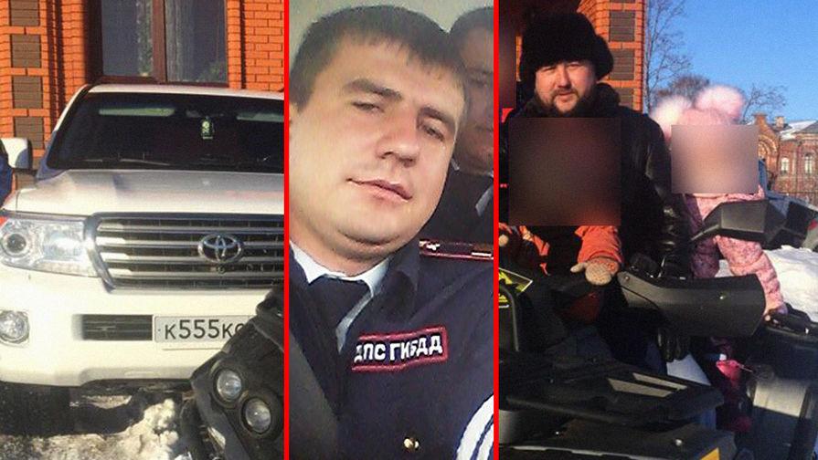 «Мы тебя утопим»: бизнесмен и гаишник напали на инвалида