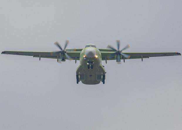 Транспортник Ил-112В пройдет…