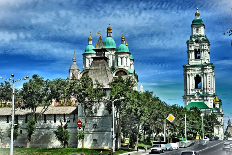 100 фактов об Астрахани и Ас…