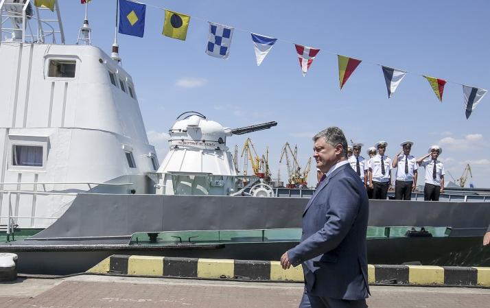 Порошенко решил подзаработать на «азовском кризисе»