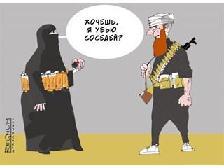 «Люди — мутанты»: России и Туркестану угрожают жены и дети боевиков ИГИЛ*