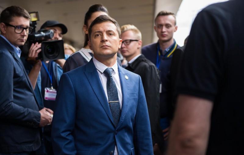 Вне жанров, или В чем уникальность кандидата в президенты Украины Владимира Зеленского