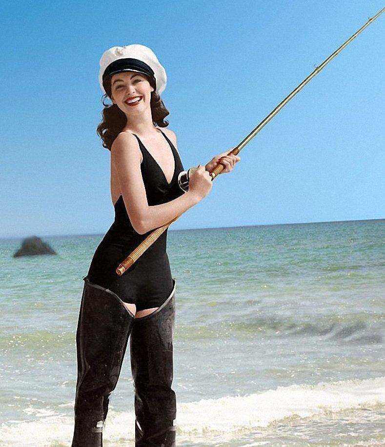 Рыбаки, а вот таким необычным способом вы когда-нибудь рыбачили?
