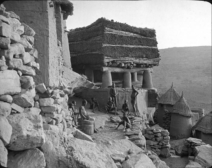 30 ретро-снимков из путешествия по Западной Африке в 1933-1934 годах