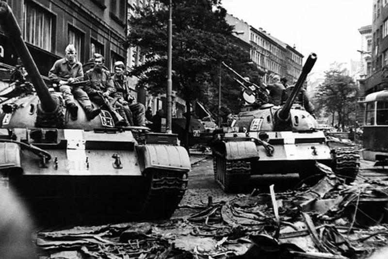 Военно-стратегическая операция «Дунай» в коллективной памяти ее участников
