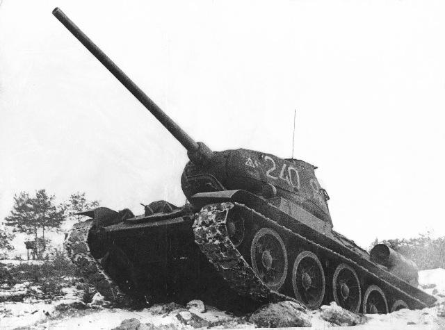 Как танк Капитана Половчени стал «Троянским конём» для фашистов