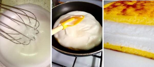 Как сделать омлет Пуляр. Просто, быстро, вкусно и красиво