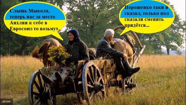 Россияне нашли самую неожиданную причину бегства Великобритании из ЕС