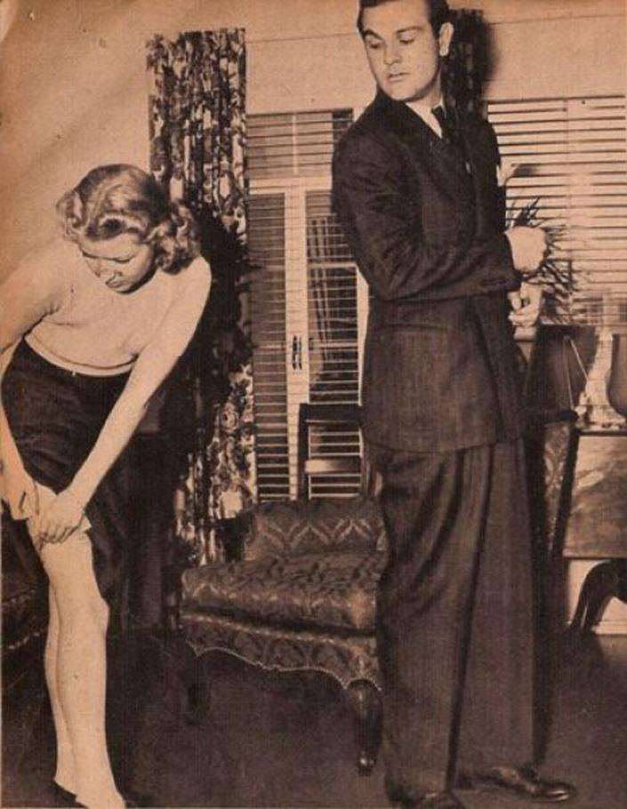 «Мужчины не любят слез!» 13 советов девушкам, собиравшимся на свидание в 1938 году. До сих пор очень актуально!