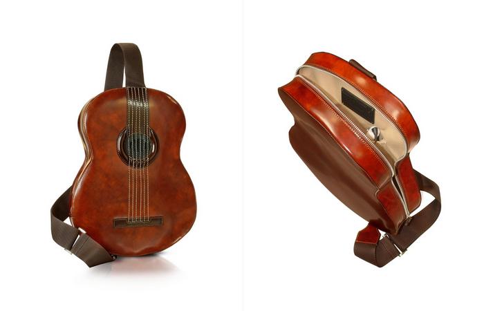 Идеальный рюкзак для поклонников музыки.